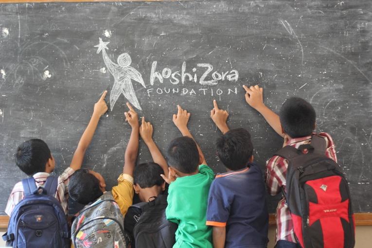 Pendar Cahaya Hoshizora Foundation Terangi Dunia Pendidikan