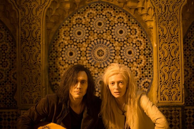 Cerita Cinta Spesial Pasangan Vampir Olahan Sutradara Jim Jarmusch