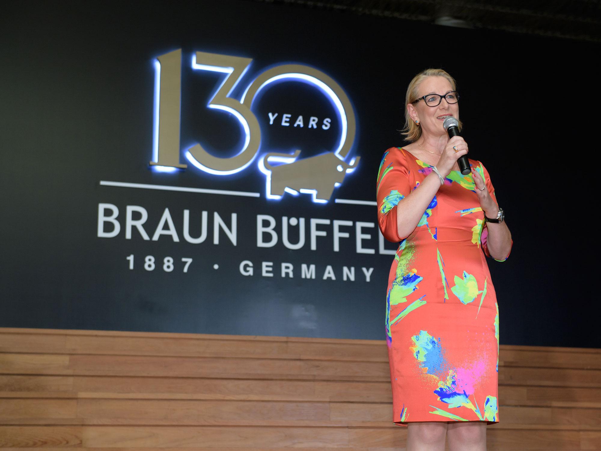 130 Tahun Braun Buffel