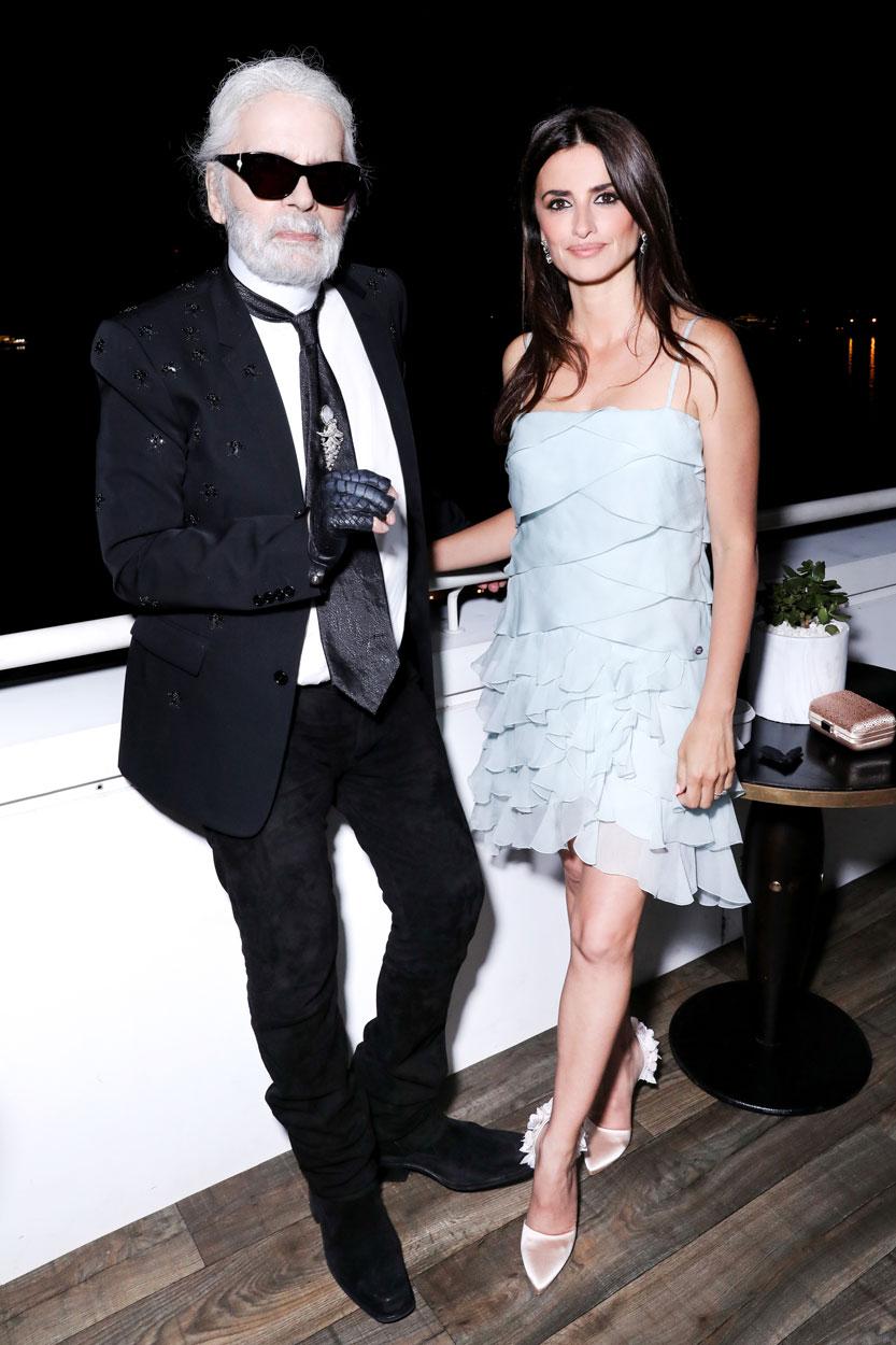 Penelope Cruz Menjadi Wajah Baru Chanel and Cruise 2018/19