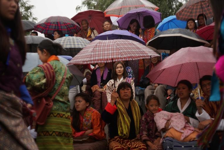 Sinergi Semesta dan Manusia dalam Perjalanan Dominique Diyose ke  Bhutan