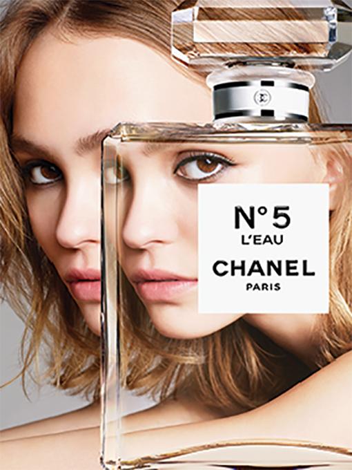 Chanel Merilis Wewangian Terbarunya, N ° 5 L'EAU