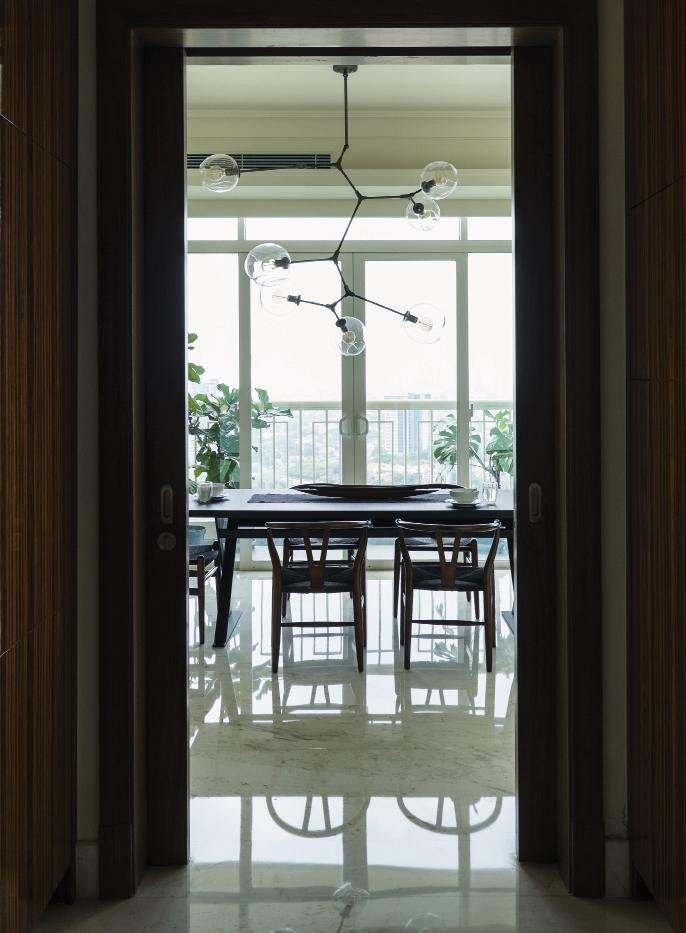 Mengintip ke Dalam Apartemen Katarina Aie