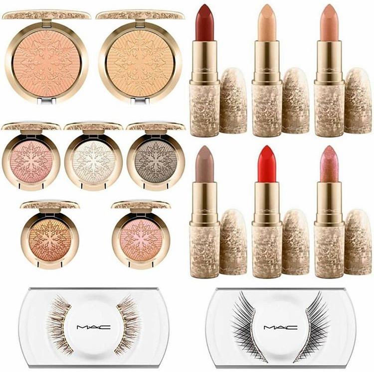 MAC Meluncurkan Koleksi Makeup Edisi Liburan