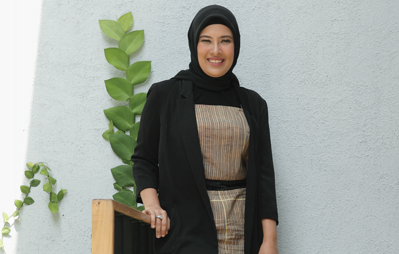 Mengenal Najelaa Shihab dan Andilnya Dalam Dunia Pendidikan