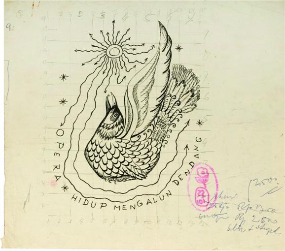 Inilah Pameran Sketsa-sketsa Tersimpan Karya S.Sudjojono