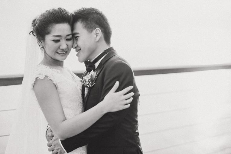 Cita Rasa Menyatukan Cinta Ivan Wibowo dan Grace Dharmawan