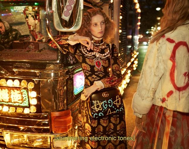 Wajah Baru Gucci dan Seni Kontemporer