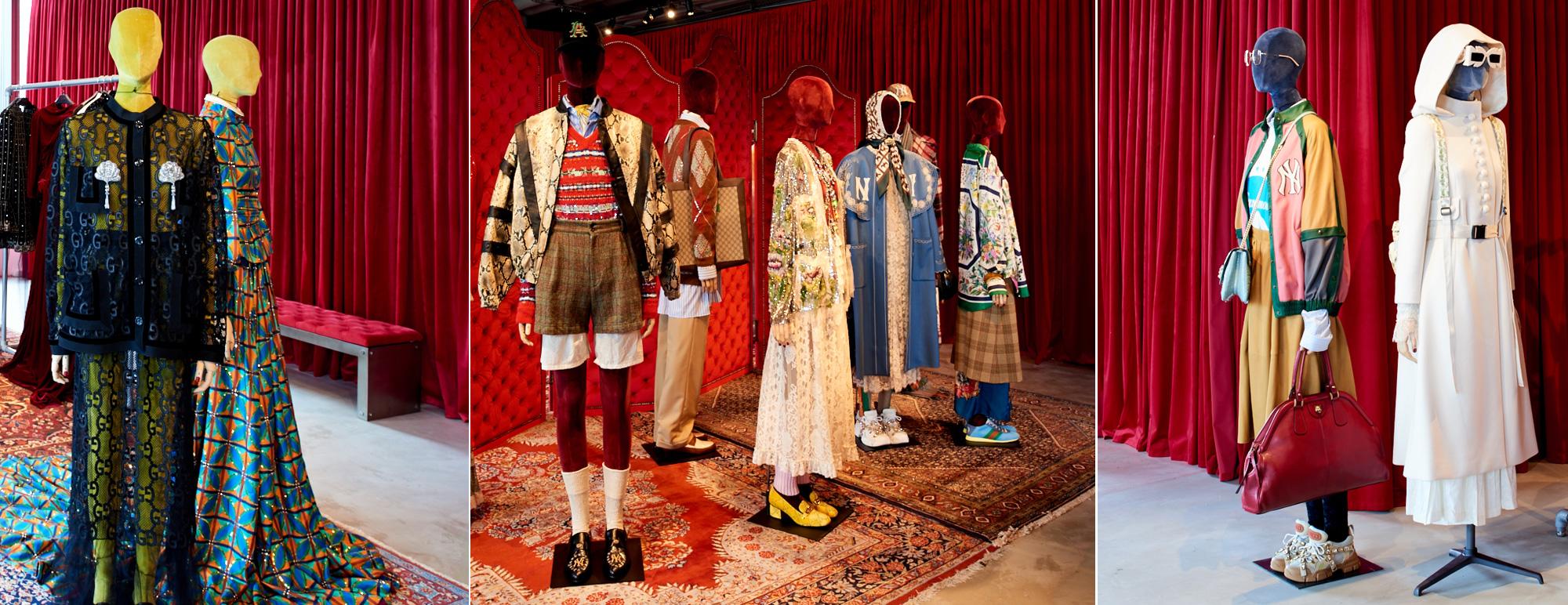 Pencarian Identitas Pribadi Pada Koleksi Gucci Musim Fall Winter 2018
