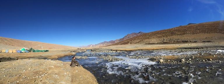 Jalan Menantang Dominique Diyose Menapaki Ladakh
