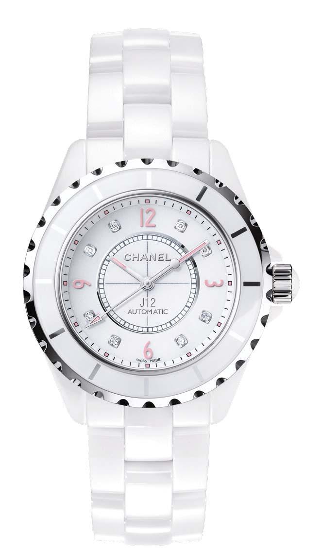 Lengkapi Gaya Feminin dengan Jam Tangan J12 Collector Pink Light Khusus Wanita dari Chanel