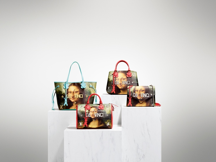 Mengetahui Sejarah Seni Melalui Kolaborasi Seniman Jeff Koons dan Louis Vuitton