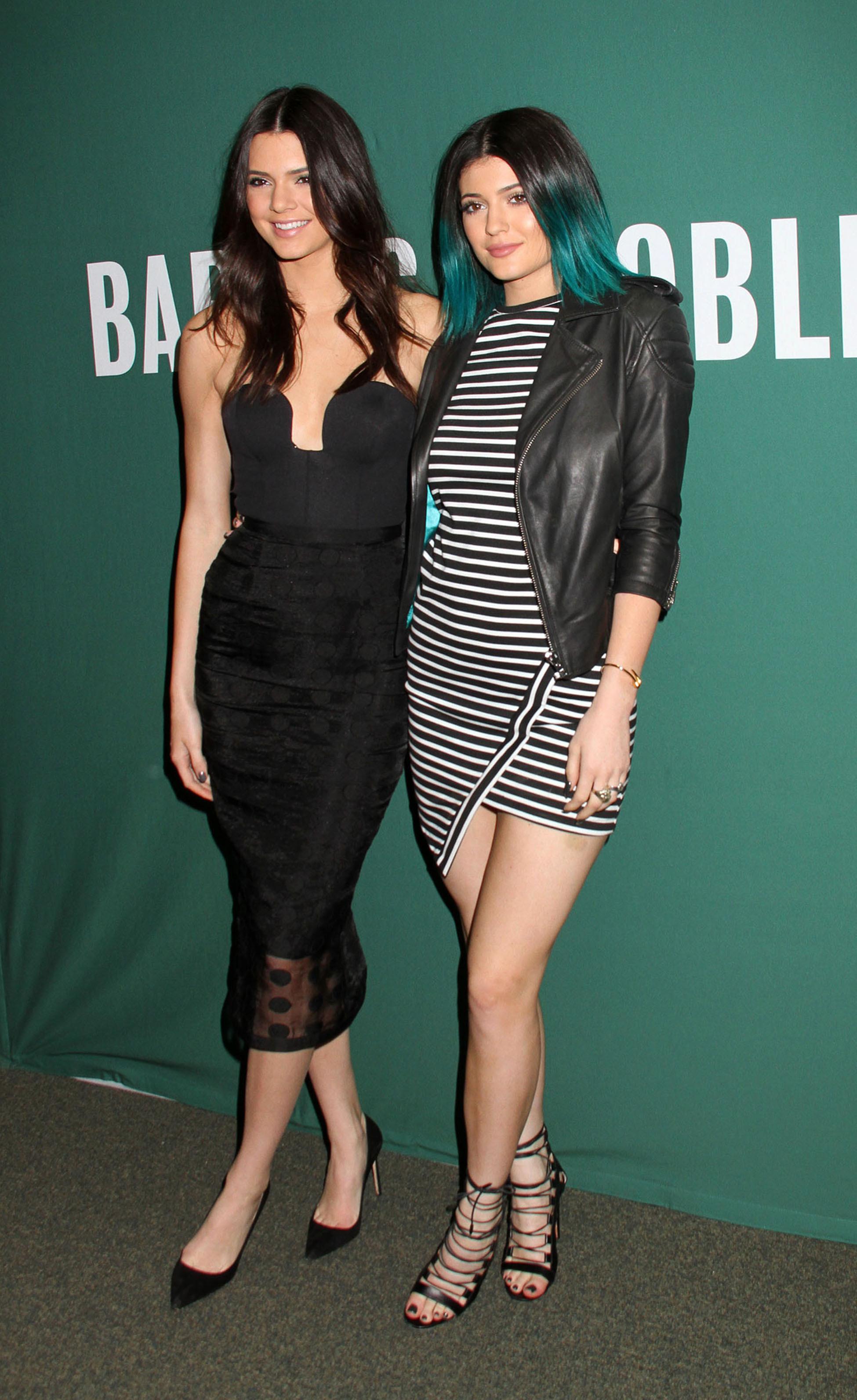 Kendall dan Kylie Jenner Kembali Menulis Buku Berdua