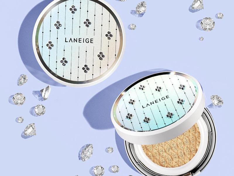 Simak Kemewahan LANEIGE BB Cushion Crystal Edition Kolaborasinya dengan Swarovski