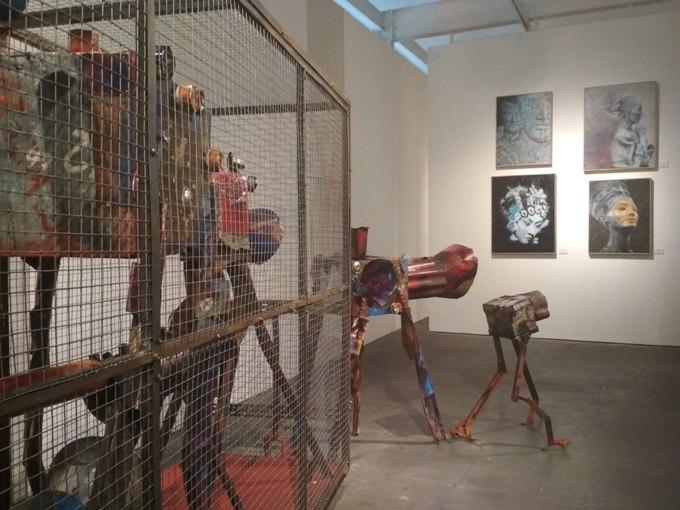 Bbuzzshow Sebagai Ajang Sejumlah Seniman Pendatang Baru Menunjukkan Karya
