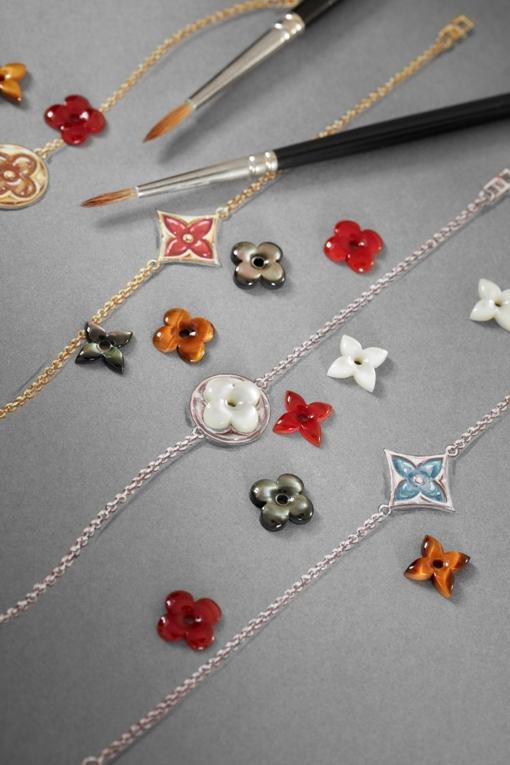 Tampil Feminin Dengan Perhiasan Monogram Flower Koleksi Louis Vuitton Blossom