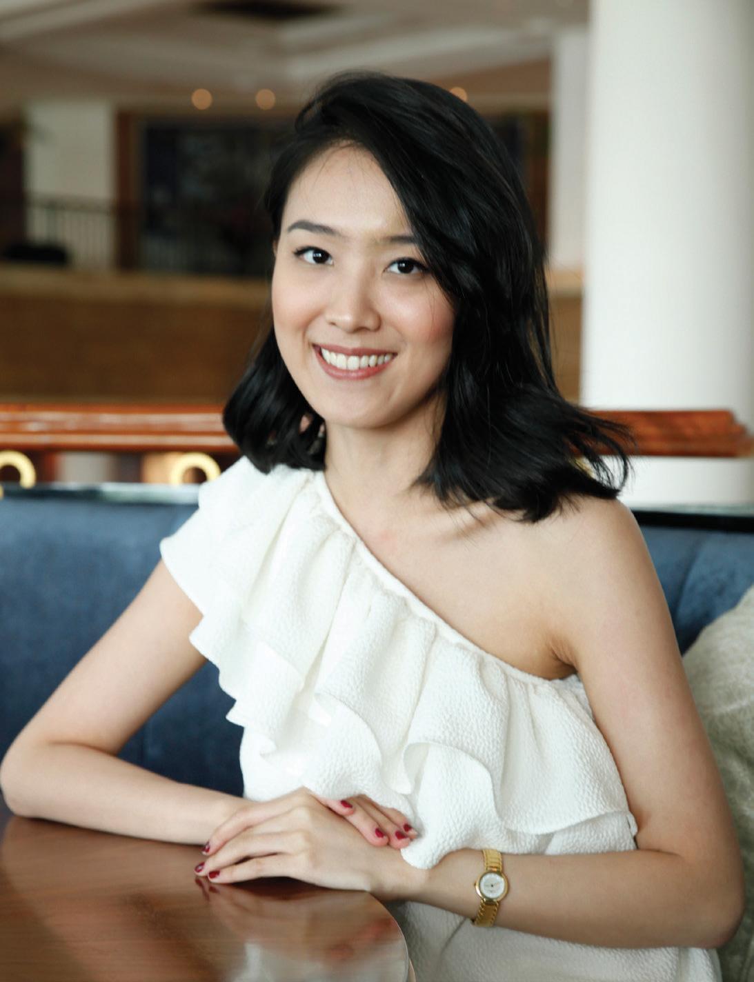 Inilah Pendapat Desainer Gloria Agatha Tentang Jakarta Fashion Week