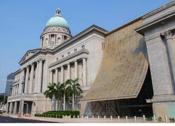 Habiskan Liburan Anda di Galeri Nasional Singapura