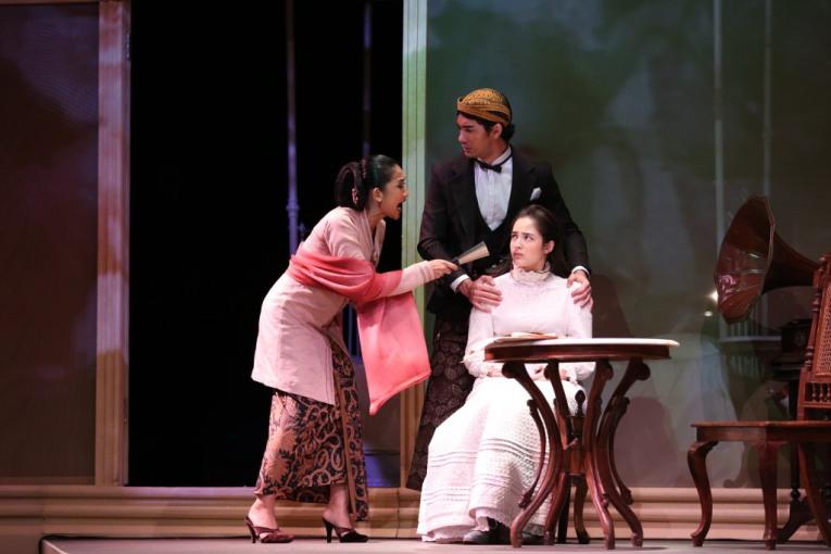 Mengenang Sang Penulis Legendaris Pramoedya Lewat Teater