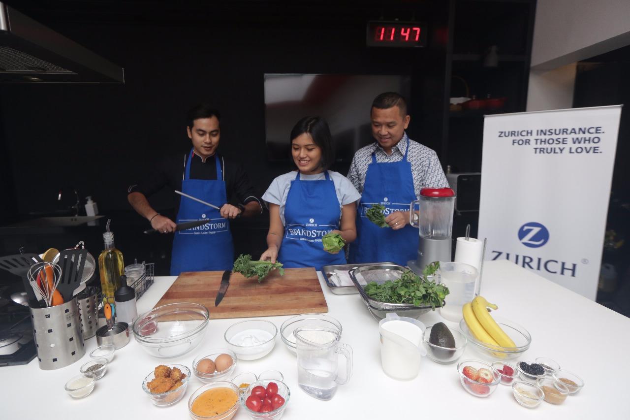 Kontribusi Zurich Topas Life Mewujudkan Masyarakat Indonesia dengan Gaya Hidup Sehat