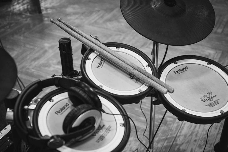Musik Rock Penyemangat Jokowi