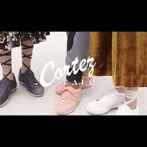 Simak Hasil Modifikasi Nike Cortez dalam Kolaborasi dengan A.L.C.