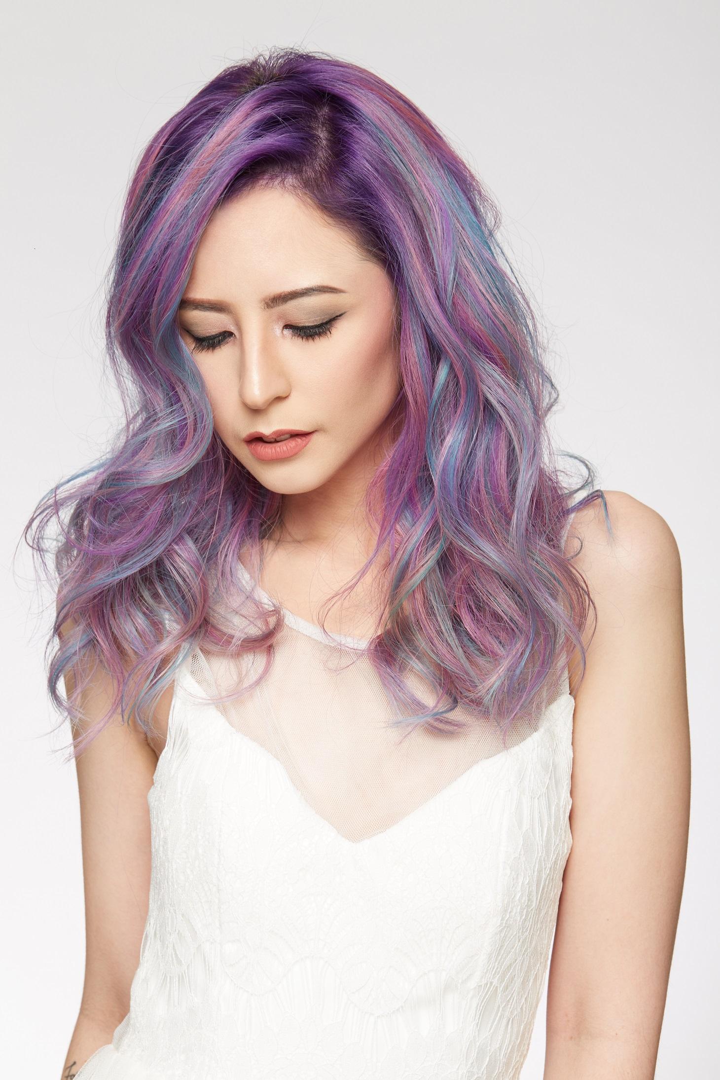 Produk Andalan Untuk Unicorn Hair yang Cantik, L'Oréal Professionnel Menghadirkan #COLORFULHAIR Direct Dye