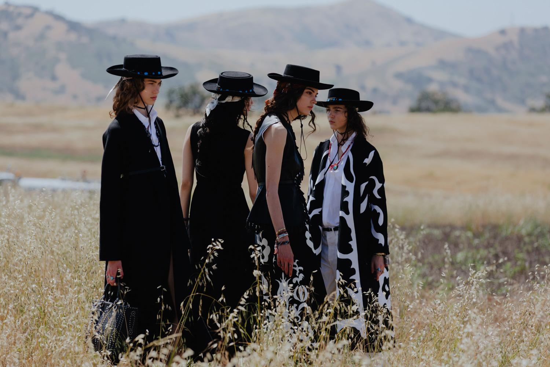 Penemuan di Balik Koleksi Cruise Perdana Maria Grazia Chiuri untuk Dior