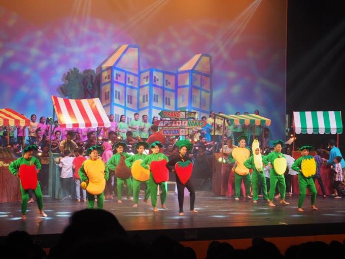 """Membangun Keragaman melalui Pentas Seni, Ratusan Anak Rusun Tampil dalam Operet """"Ada Gulali di Hatiku"""""""