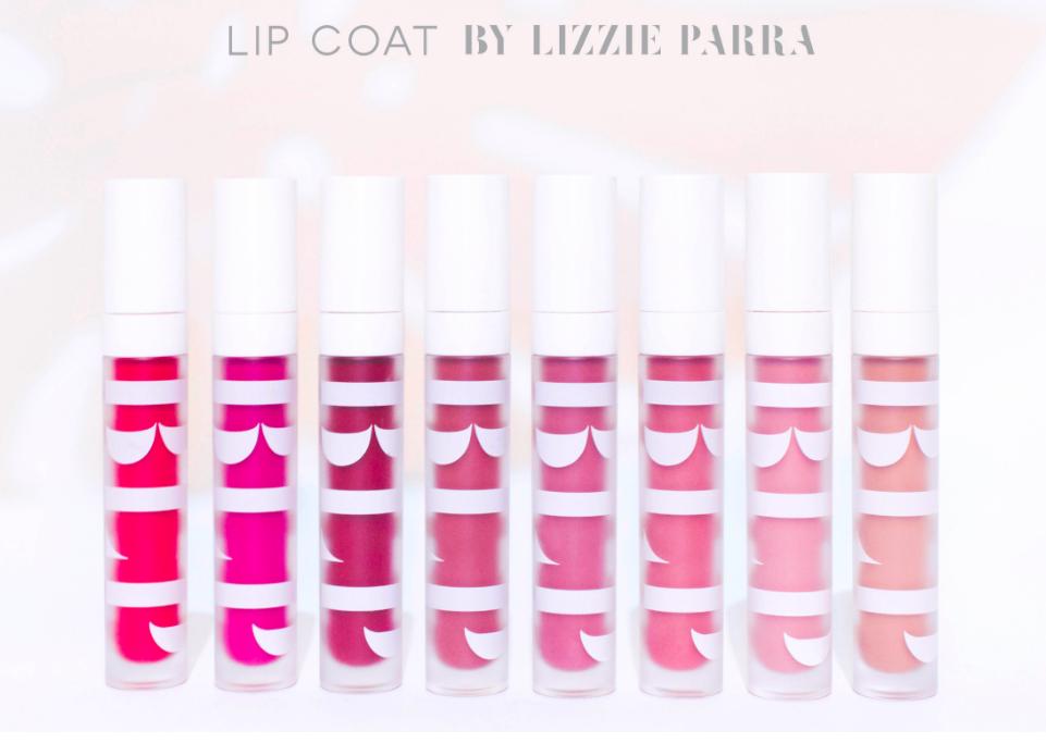 Makeup Artist Lizzie Parra Luncurkan Lini Kosmetik BLP Beauty