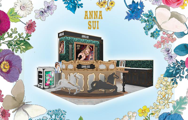 Jelajahi Dongeng Fantasi bersama Anna Sui