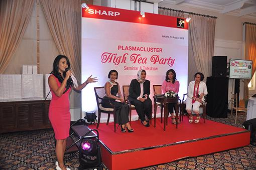 Lini Terbaru Sharp Air Purifier Plasmacluster Berikan Udara Bersih Untuk Kesehatan Anda