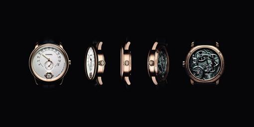 Monsieur de Chanel, Jam Tangan Pria Pertama Lansiran Rumah Mode Chanel