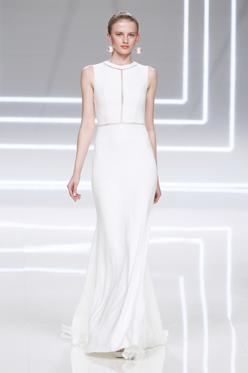 Gaun Sederhana yang Manis untuk Anda yang Menyukai Desain Minimalis
