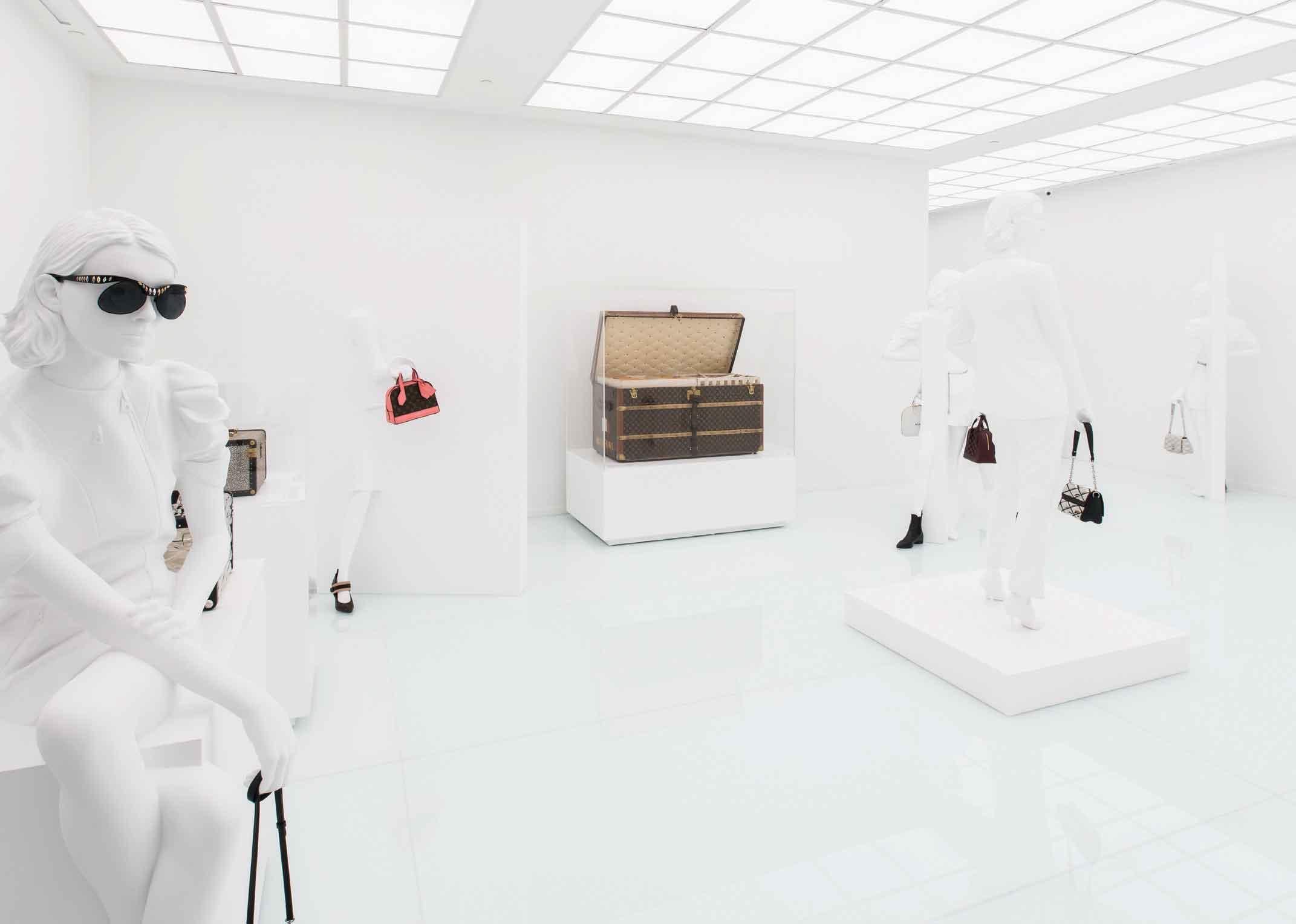 Louis Vuitton Gelar Ekshibisi Atraktif di The Shoppes Marina Bay Sands