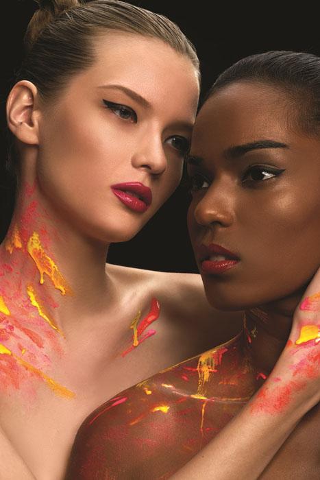 Tren Warna Bibir Musim Ini