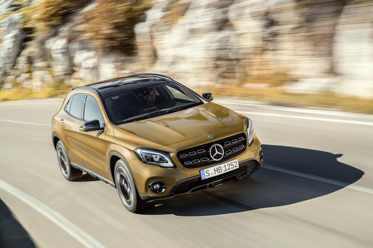 Mercedes-Benz Merayakan 20 Tahun Kehadiran SUV Mewah