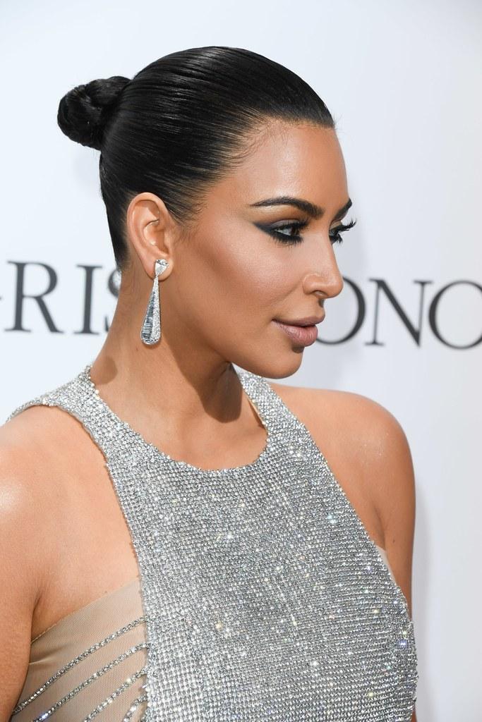 Rahasia Kim Kardashian Tampil Sempurna di Pagi Hari