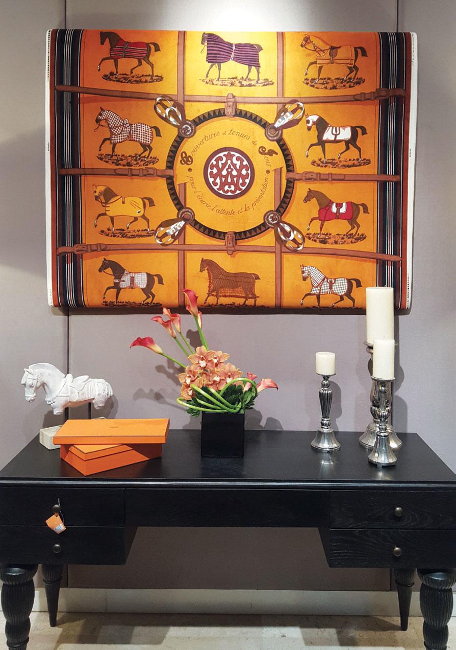 Hiasi Hunian Anda dengan Rangkaian Koleksi Terbaru Hermes Fabric dan Wallpaper