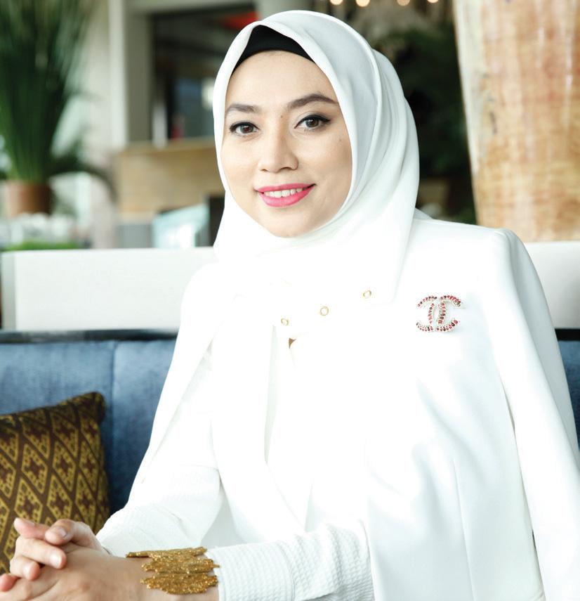 Norma Hauri Bagikan Pengalamannya Bersama Jakarta Fashion Week