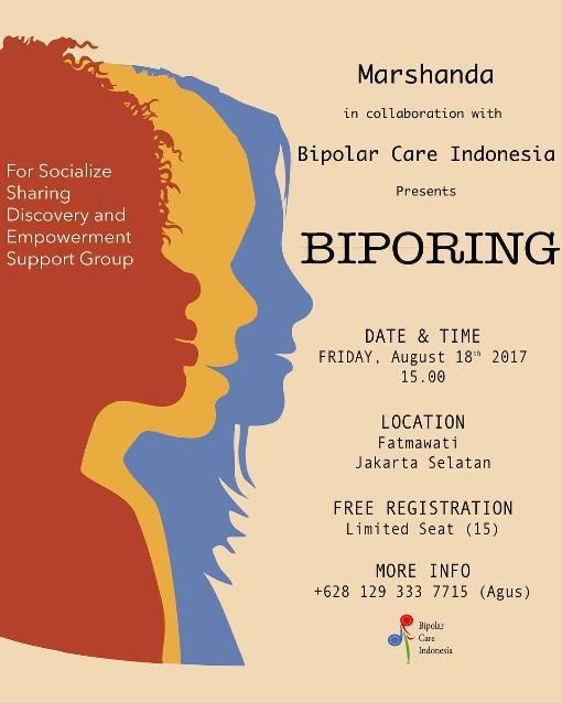 Biporing Sebagai Ruang Dukungan Bagi Penderita Bipolar