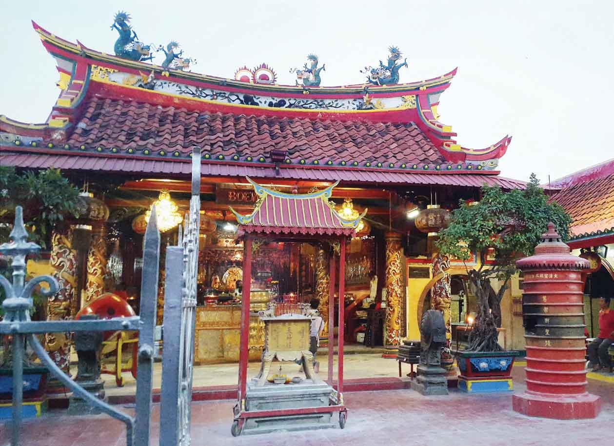 Nikmati Budaya Peranakan di Kota yang Dekat Jakarta Ini