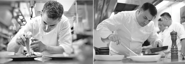 Kolaborasi Chef Kirk Westaway Dengan Chef Andrew Zarzosa.