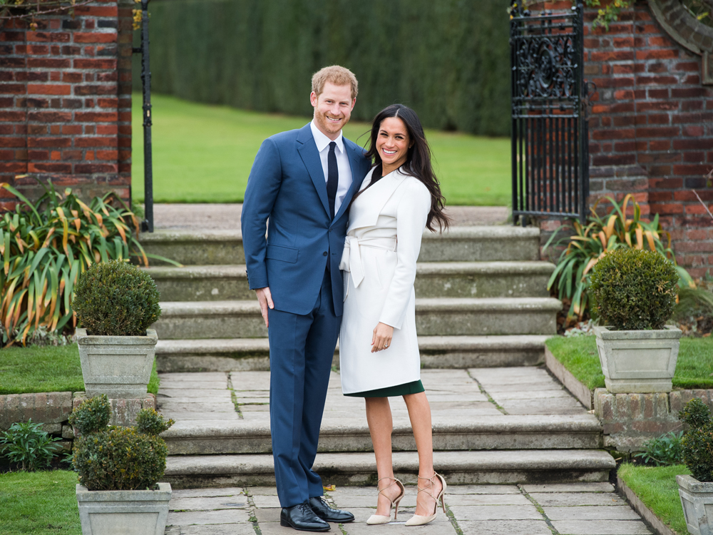 Mengintip Persiapan Royal Wedding Pangeran Harry dan Meghan Markle
