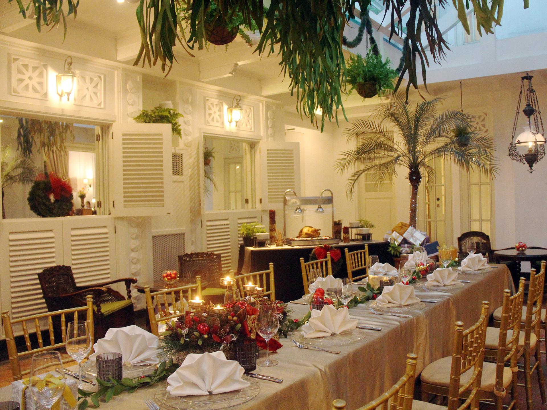 Rayakan Semarak Akhir Tahun dengan Sajian Istimewa Bersama The Hermitage