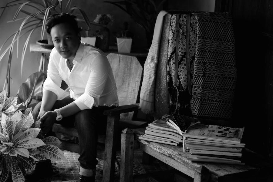 Desainer Asal Jogja, Lulu Lutfi Labibi, Terpilih Menjadi Ksatria Keempat DFK 2015