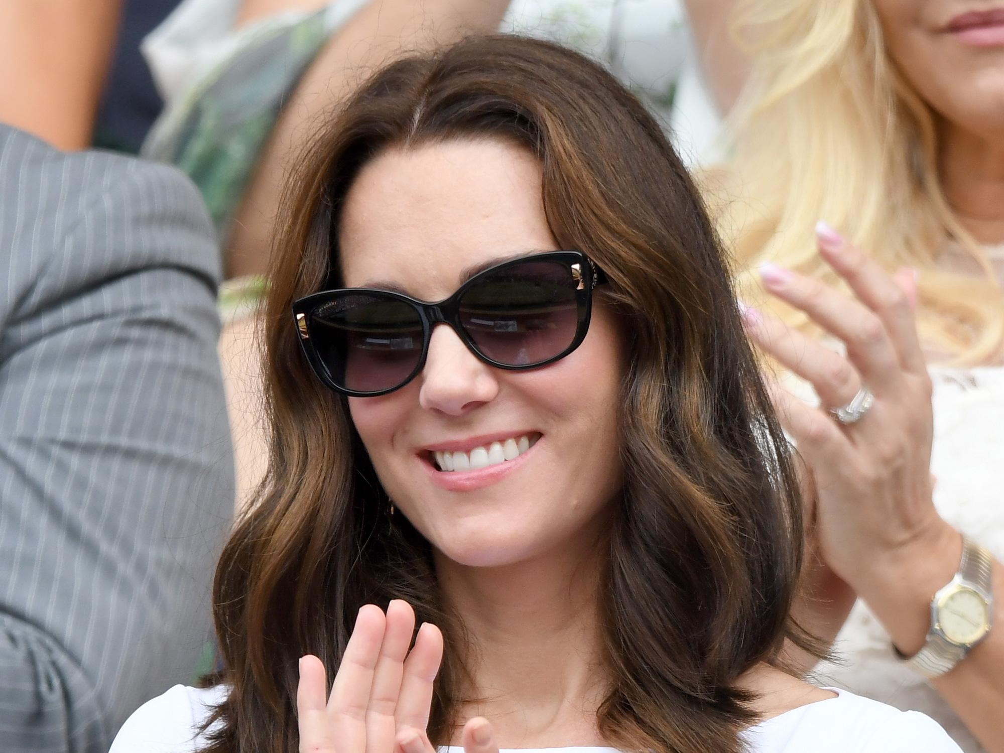 Kacamata Bulgari Pilihan Kate Middleton