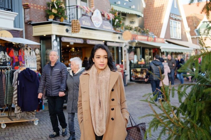 Perjalanan Aubry ke Kampung Halaman di Amsterdam