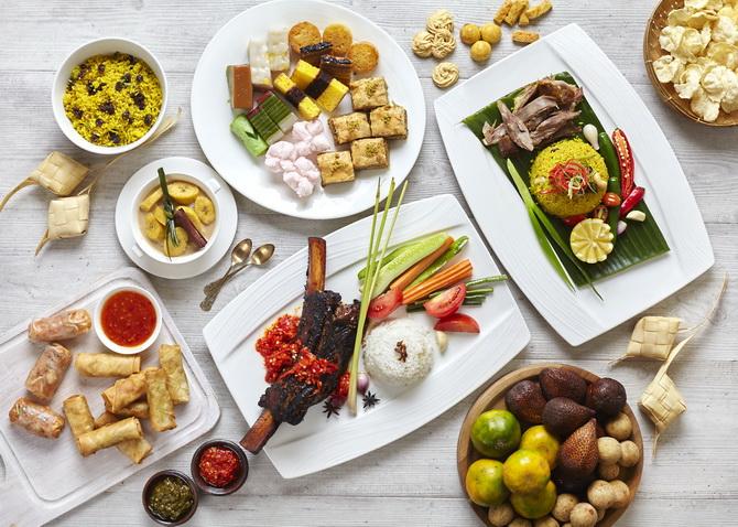 Wisata Kuliner untuk Ramadhan di Shangri-La Hotel Jakarta