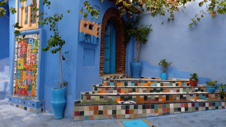 Eksplorasi Mutiara Biru di Utara Afrika